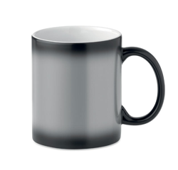 tasse mug noir a personnaliser cadeaux goodies. Black Bedroom Furniture Sets. Home Design Ideas