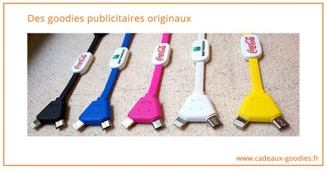 goodies publicitaire original