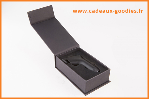 packaging cadeau d affaire chargeur